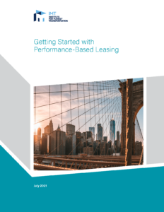 Getting started with perfomance-based leasing cover